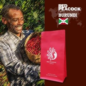 非洲精選 Burundi 蒲隆地咖啡豆(半磅/包)
