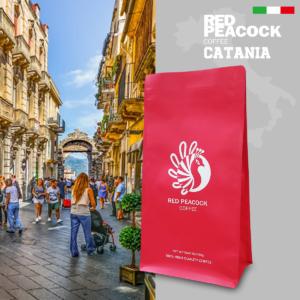 CATANIA 卡塔尼亞 西西里風味 精品咖啡豆(一磅/包)
