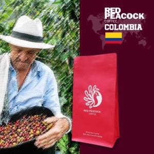 哥倫比亞 秘密花園 單品咖啡豆 (半磅/包)