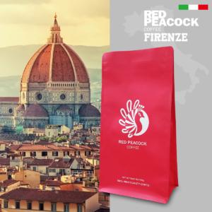 FIRENZE 佛羅倫斯 北義風味 精品咖啡豆(一磅/包)