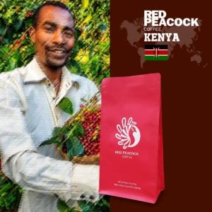 非洲精選 Kenya Kirinyaga-肯亞AA咖啡豆(半磅/包)