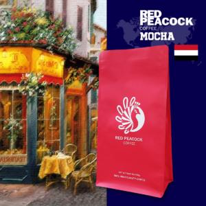MOCHA 精選摩卡咖啡豆 (一磅/包)