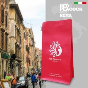 ROMA 羅馬經典 中義風味精品咖啡豆 (一磅/包)